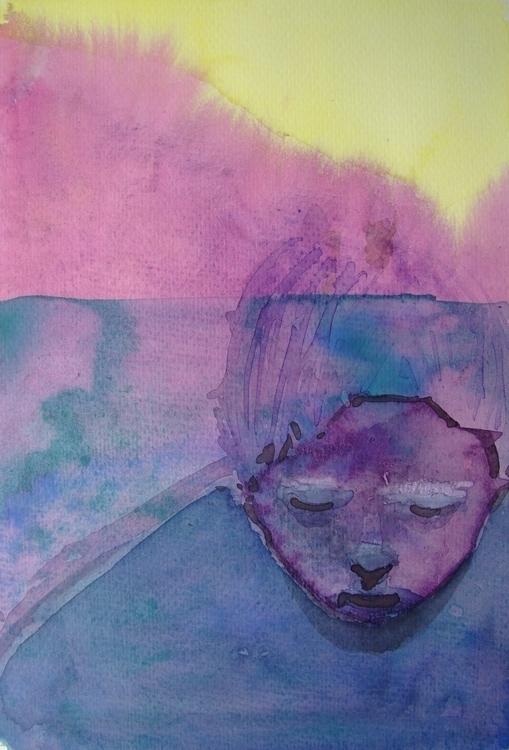 Mélancolie Watercolour - euric | ello