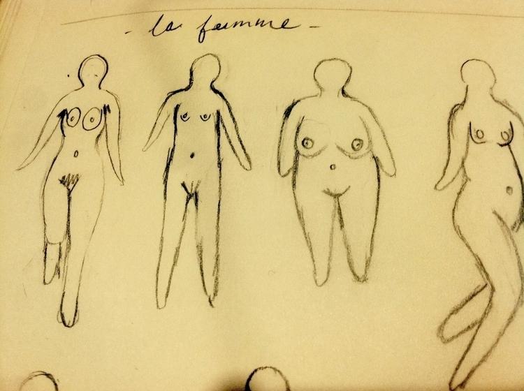la femme - opographics | ello
