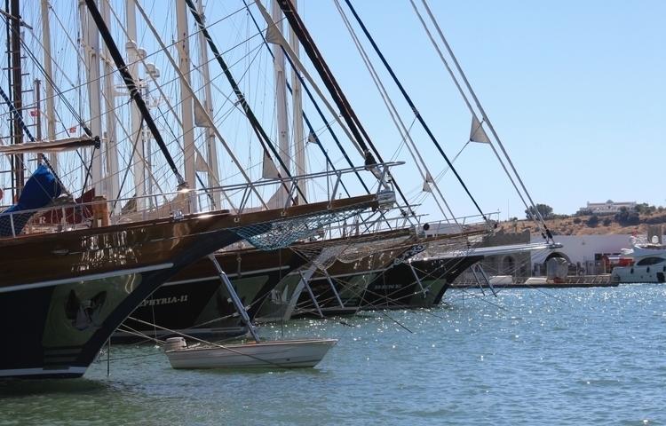 bodrum, turkey, boat, ships - aleksaleksa | ello