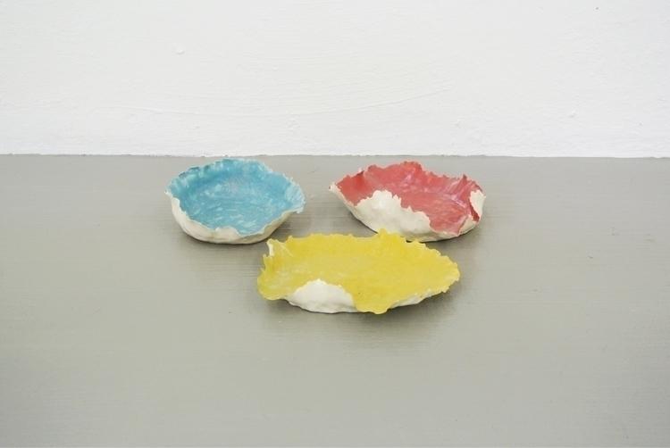 Ceramic Drops, 2013 - ceramic, sculpture - sebastianvdp | ello