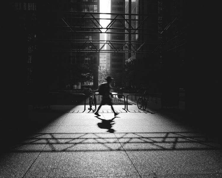 Crossroads - Blackandwhite, StreetPhotography - nikvanniekerk | ello