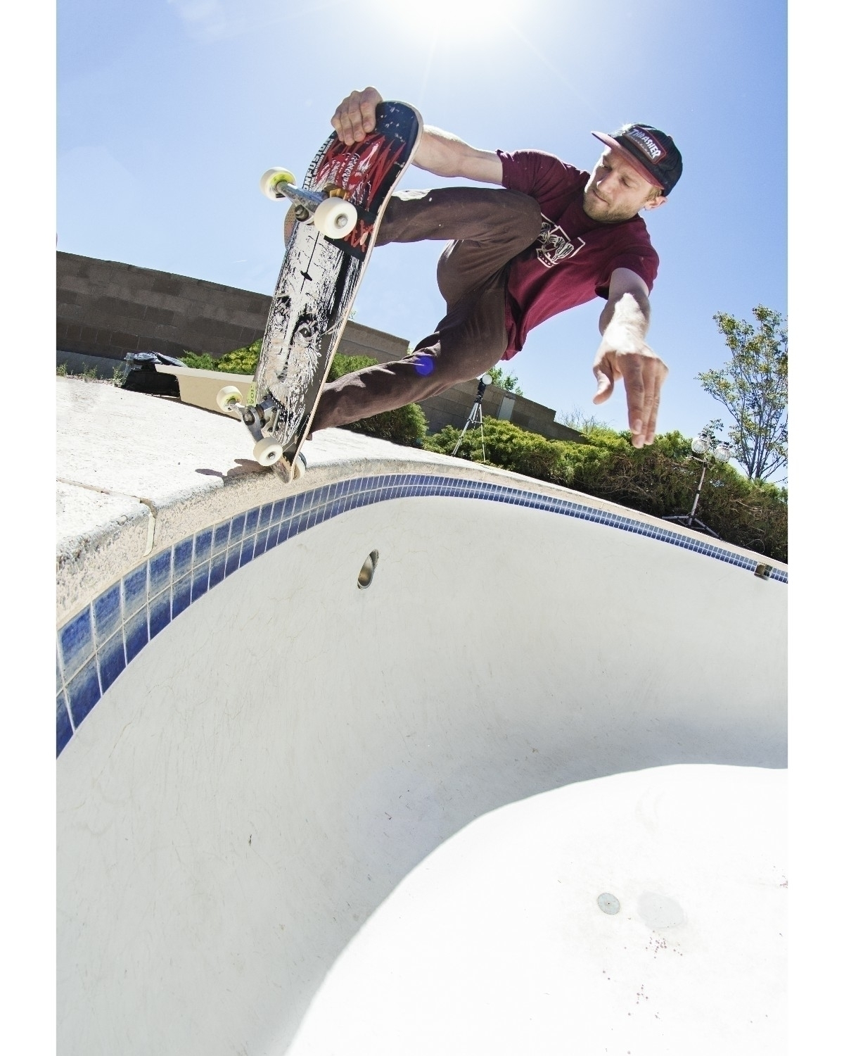 Zach Cusano tail block fakie, p - philmckenzie | ello