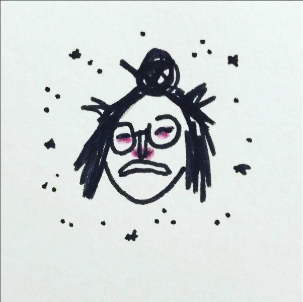 Daily Drawing Day - Allergies 🤧 - wawawawick | ello