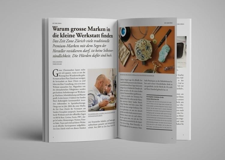 ZeitZone - Editorial, Design, Watches - marcomariosimonetti   ello
