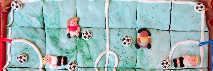 Frühling, Sonne, Fußballschuhe  - montessori_chemnitz | ello