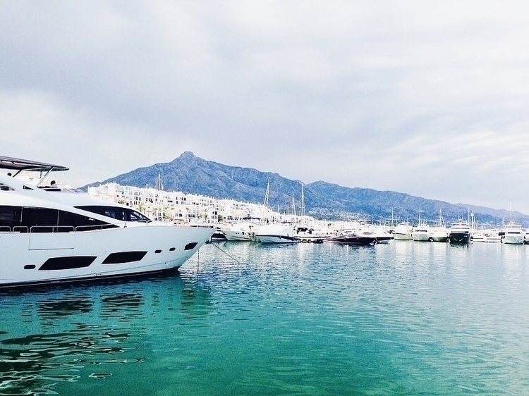 view - yacht, spain, marbella, partyplace - newdimension | ello