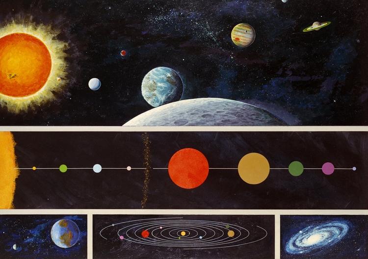 solar system - duaneking | ello