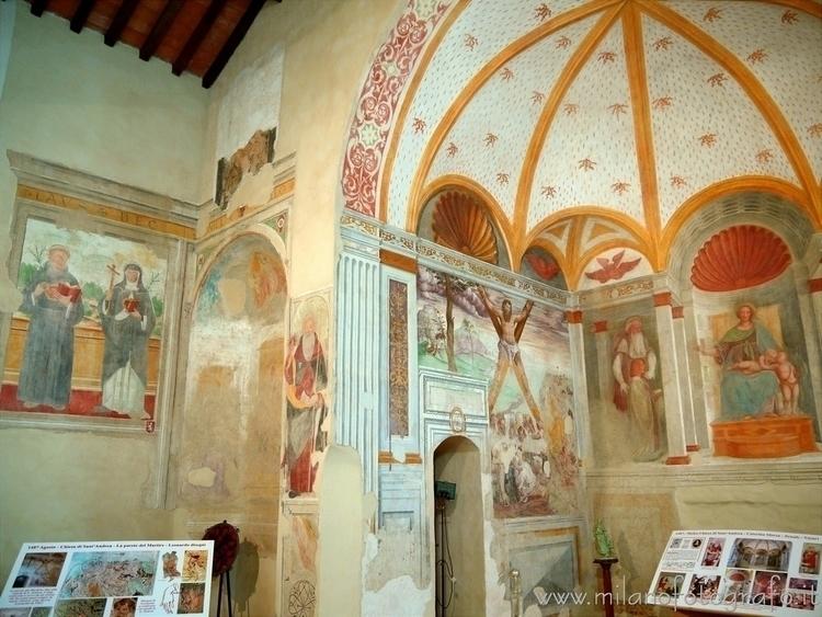 Melzo (Milan, Italy): Frescoes  - milanofotografo | ello