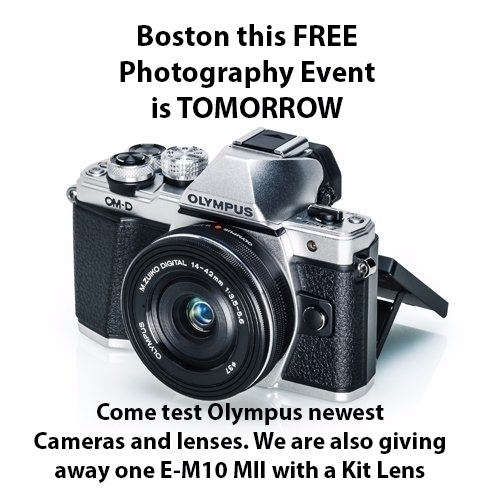 Boston, FREE Photography event  - ellophotography | ello