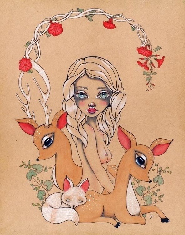 mask Created women, Venus show  - leabarozzi | ello