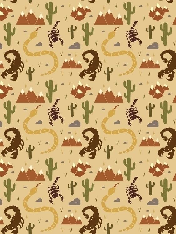 Sand desert critters. themed pa - svaeth | ello