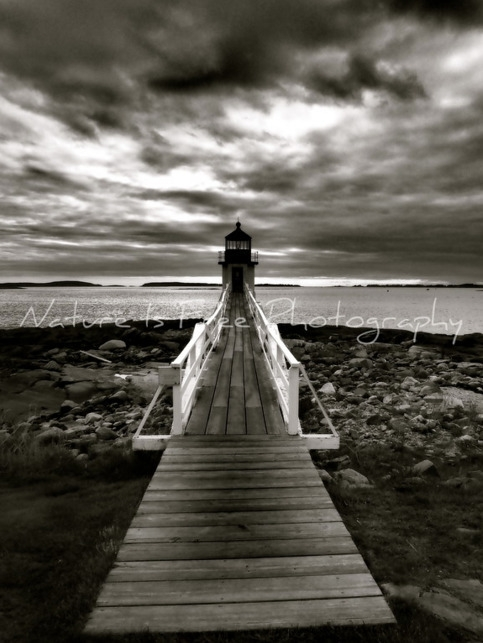 Marshall Point Lighthouse Port  - natureisfree   ello