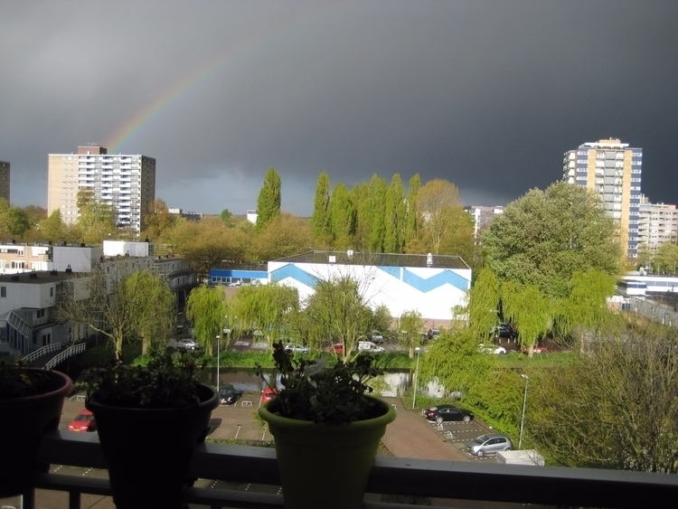 regenboog de lente, Haarlem - oerheks | ello