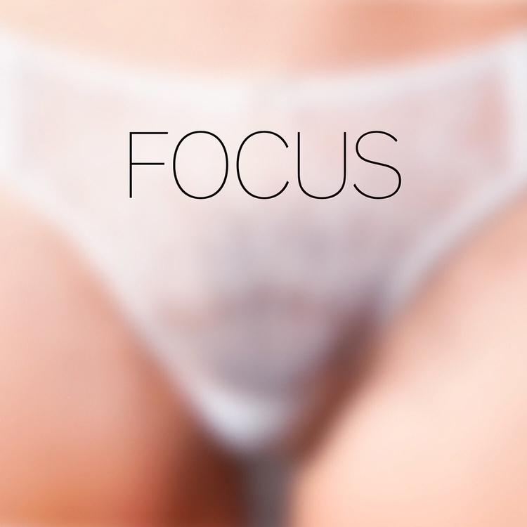 Focus - digital, focus, art, typography - davidspiegl | ello