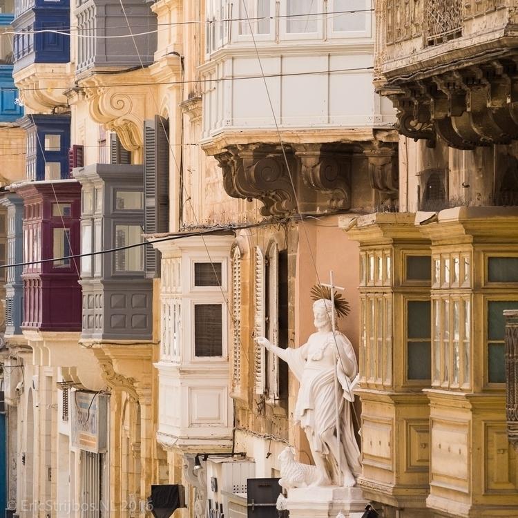 Valletta, Malta, April 2017.  - architecture - ericstrijbos | ello