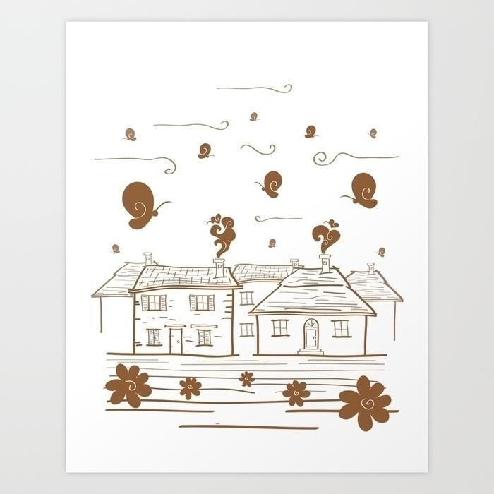 Butterflies'village - butterfly - miideegrafiche | ello
