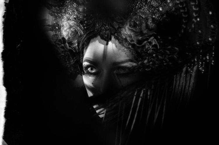Photographer: Chrixtopher Mrocz - darkbeautymag | ello