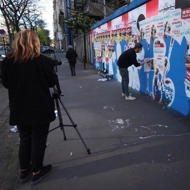 Mural Makin' mural months . pai - darksnooopy | ello