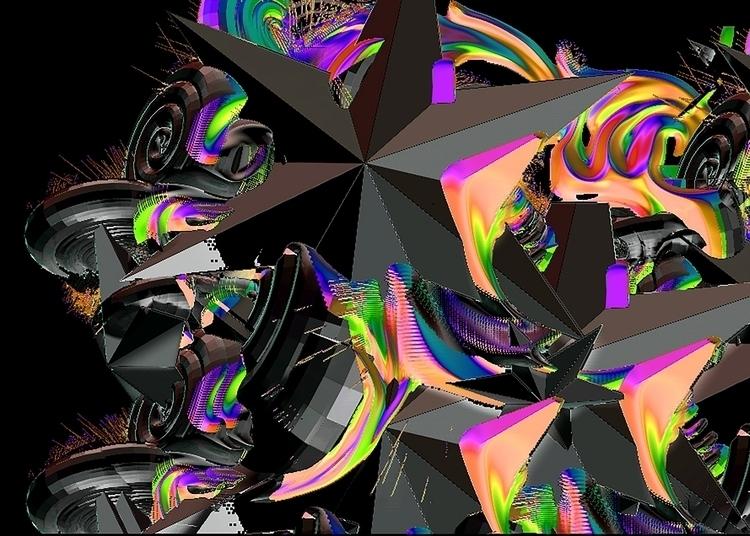 Land Goth Rave Princess art - digital - perle | ello