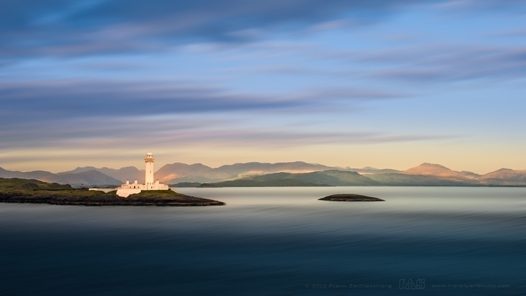 Lismore Lighthouse | Scotland - landscape - frank-zschieschang | ello