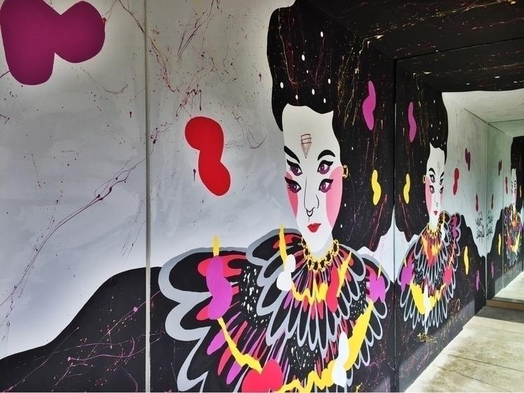 mural inspired music - suagape   ello