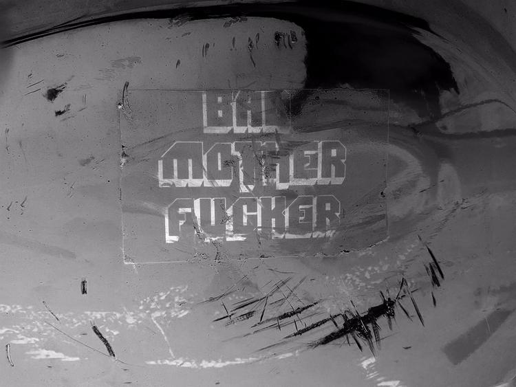 BAD MOTHER FUCKER, 2017 Gautier - gautierberthoumieux | ello