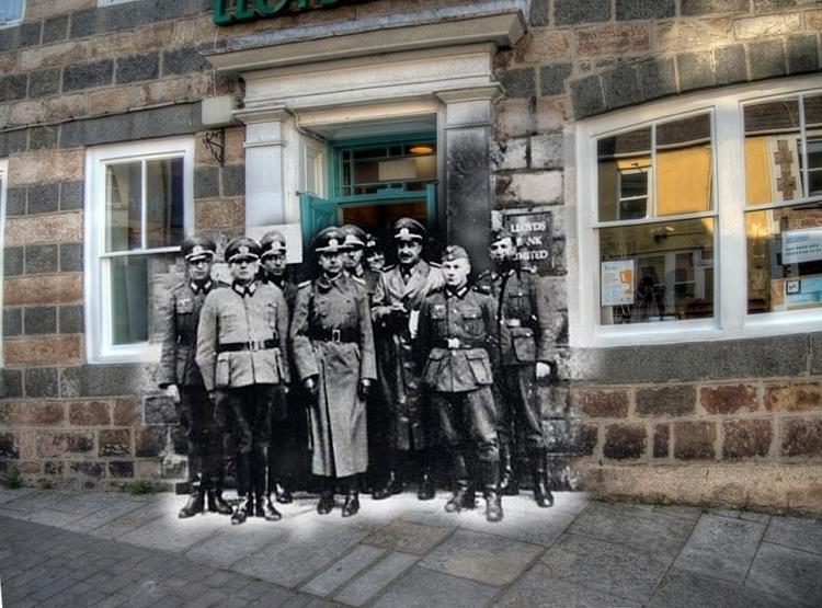 Nazis Alderney - series Ghosts  - neilhoward | ello
