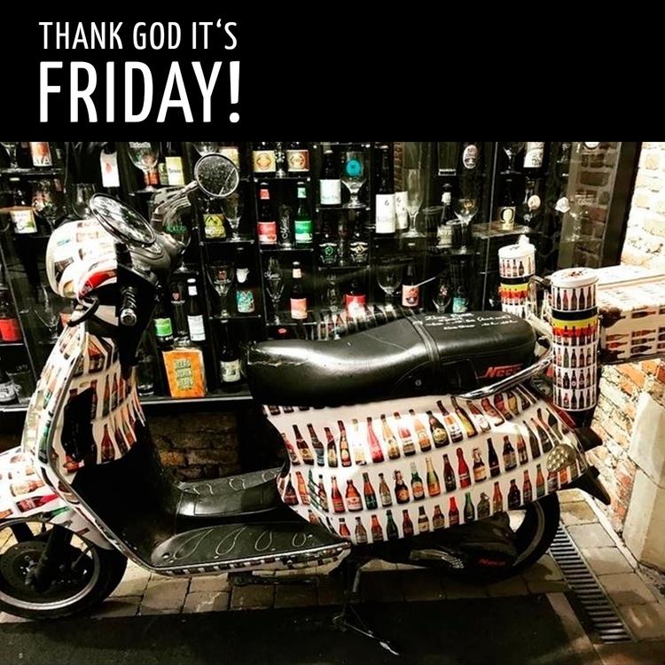 Happy Friday! beer delivered Sc - racing-planet   ello