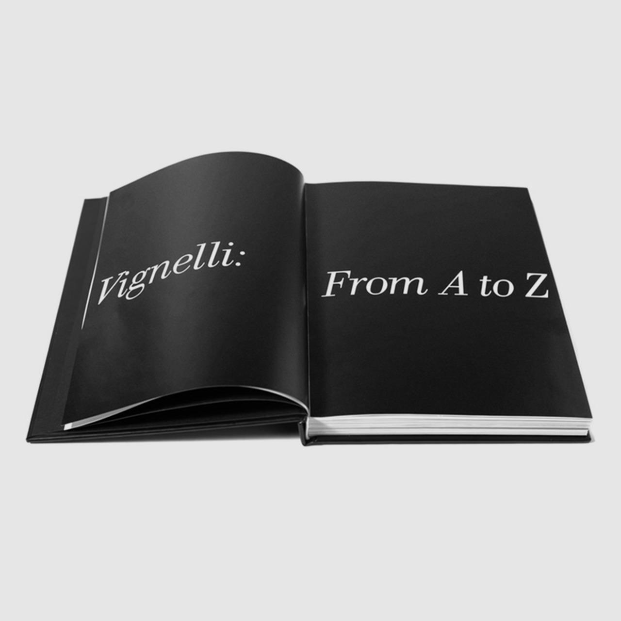 "Reissuing ""Vignelli: Book Kicks - graphicdesign | ello"