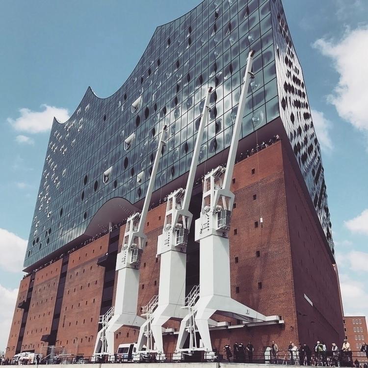 Elbphilharmonie | Hafen City - finndustry | ello