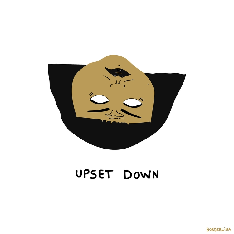 sees upset mad - borderlina | ello
