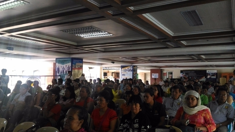 peace talks forum, qc hall - mongpalatino   ello