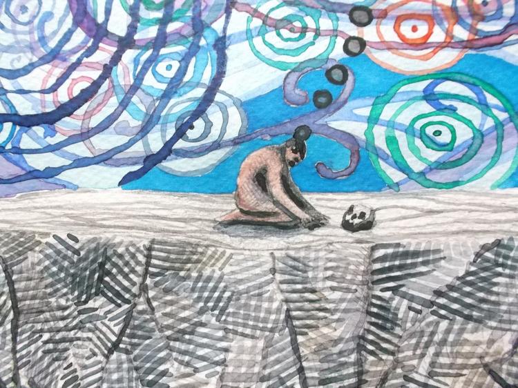Íle Watercolor - euric | ello