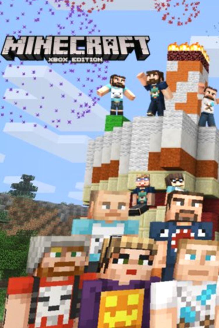 Grab FREE Minecraft Xbox annive - bradstephenson | ello