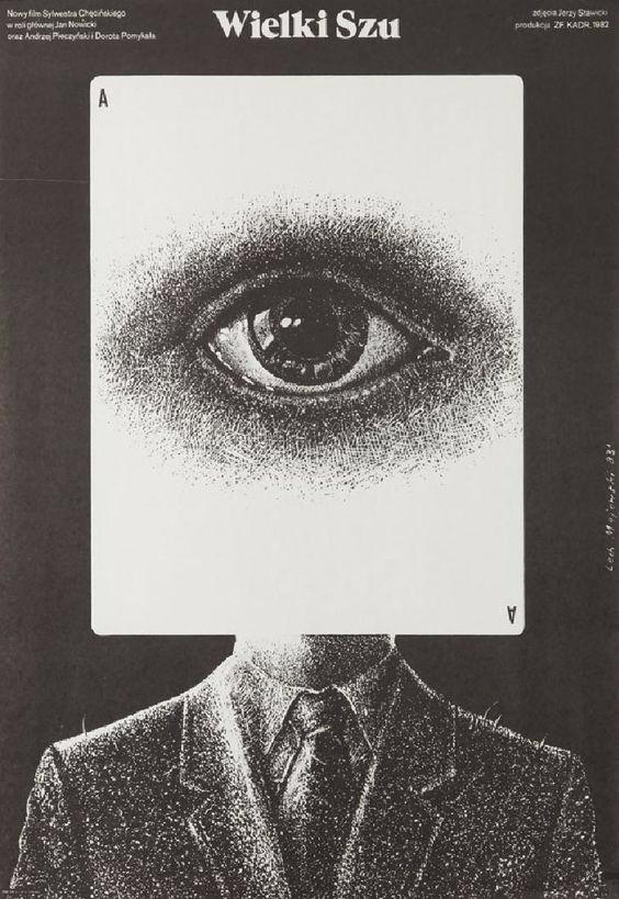 Lech Majewski, Great Szu, 1983  - p-e-a-c | ello