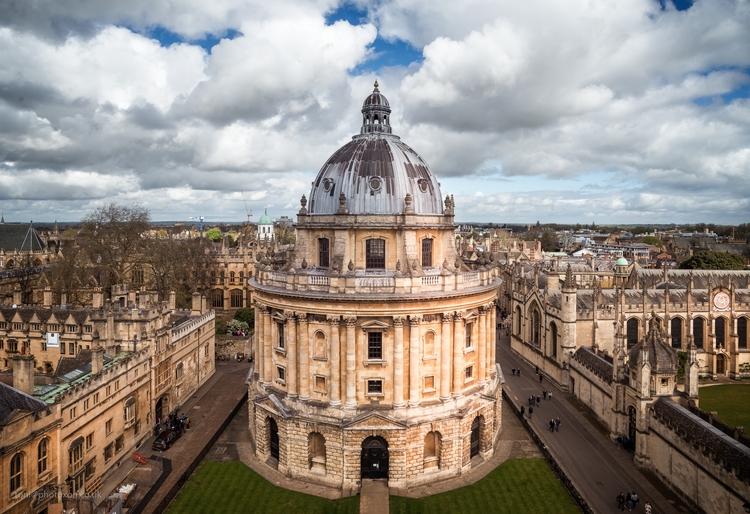 Radcliffe Camera, Oxford. Radli - toni_ertl | ello