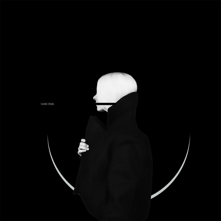 Silence Speaks collage - digital - marianagv | ello