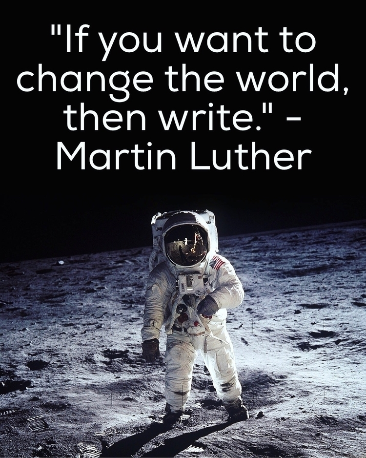 "change world, write."" Martin Lu - esquirephotography   ello"