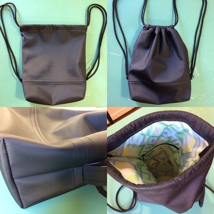 handmade, waterproof, backpack - _annakind_ | ello