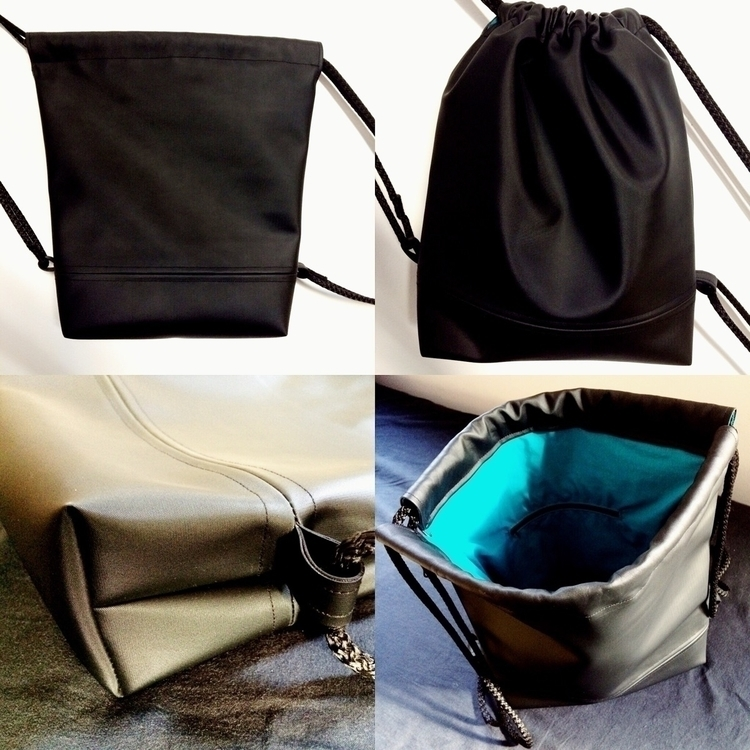 handmade, waterproof, backpack - _annakind_ | ello