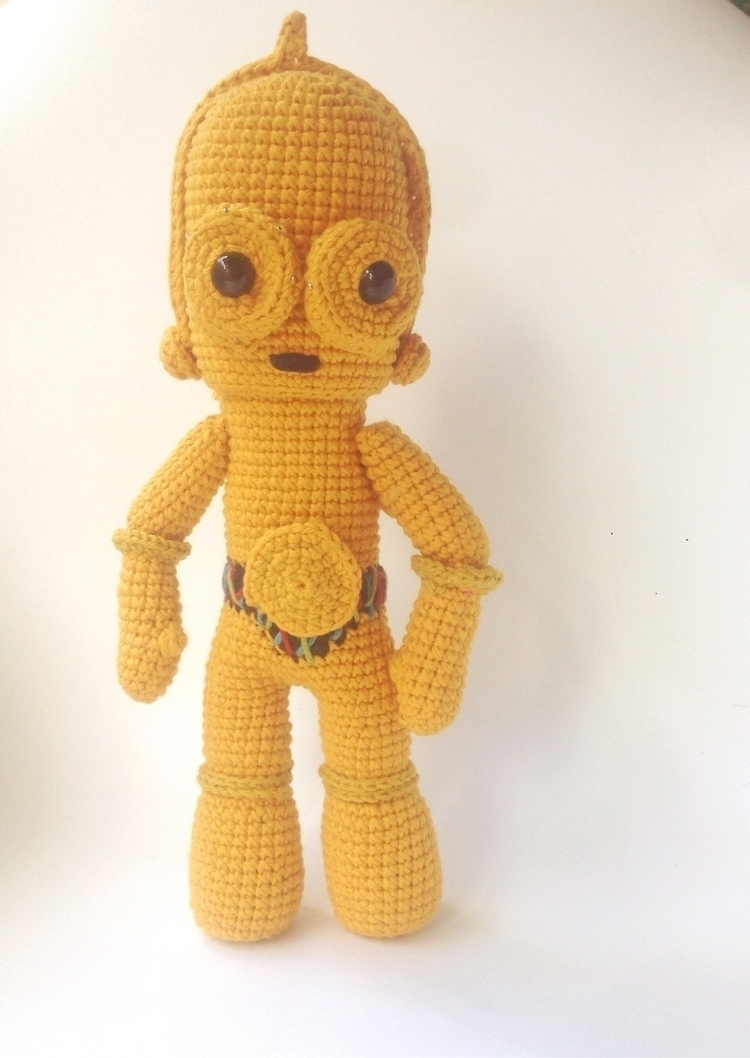 kind god - amigurumi, etsy, crochet - lossospechosos | ello