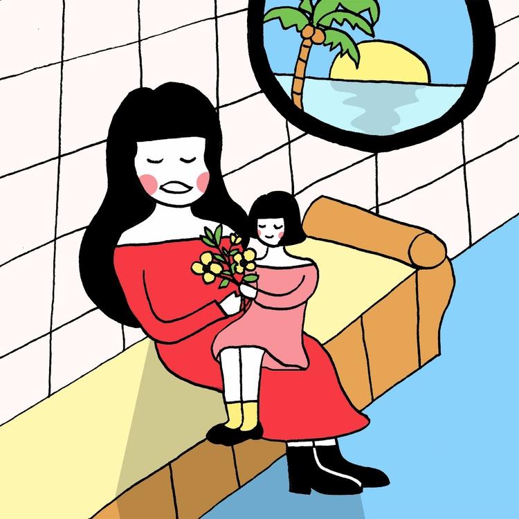 Follow daily illustration 30 da - designani | ello