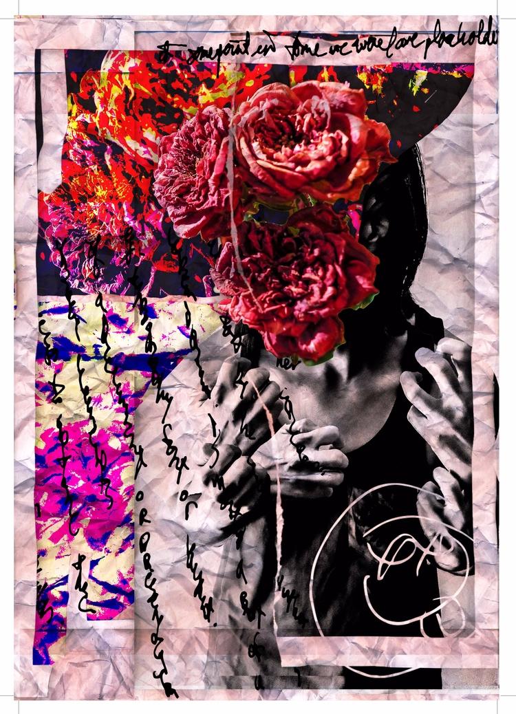 'XX XY' - Series collage incopo - tng-1317 | ello