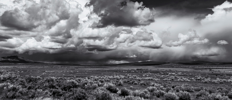 storm Route 50 Nevada, USA  - landscapephotography - docdenny | ello