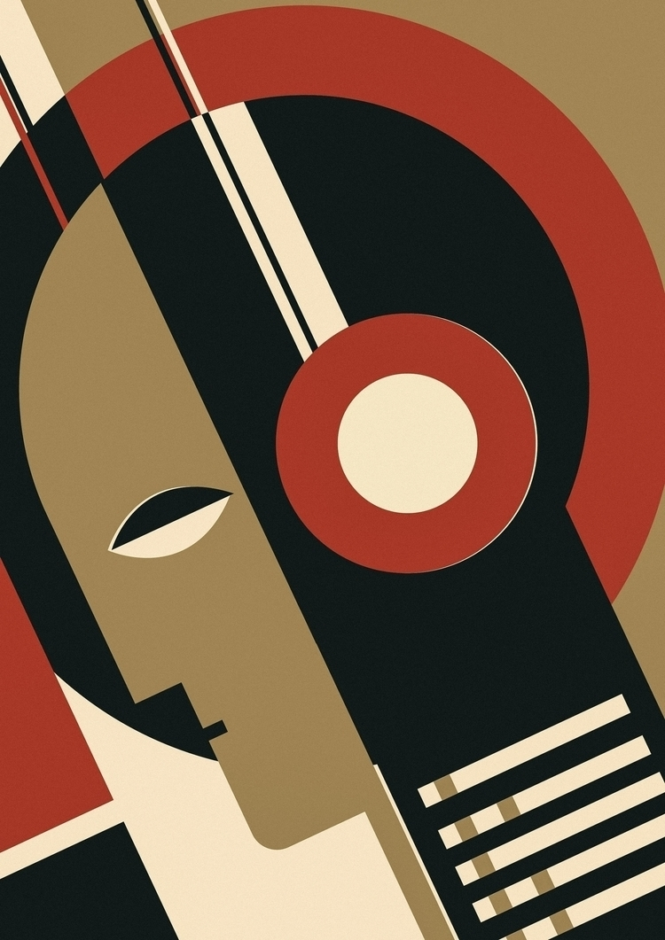 Inspired Bauhaus - graphicdesign - feingrau | ello