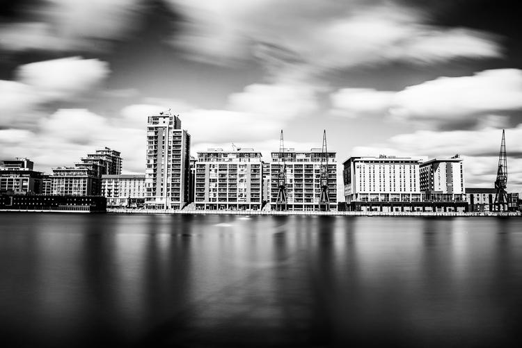 Royal Victoria Dock, Docklands - toshmarshall | ello