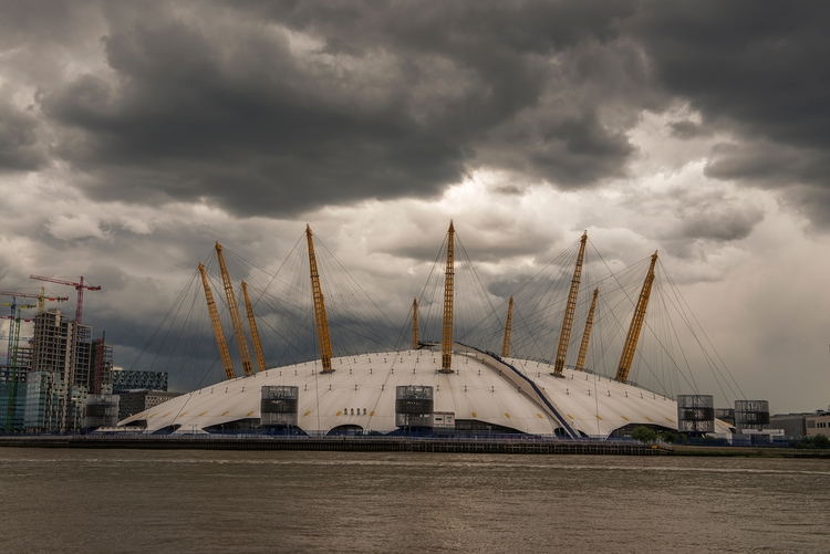 O2 Arena, Greenwich, London - Nikon - toshmarshall | ello