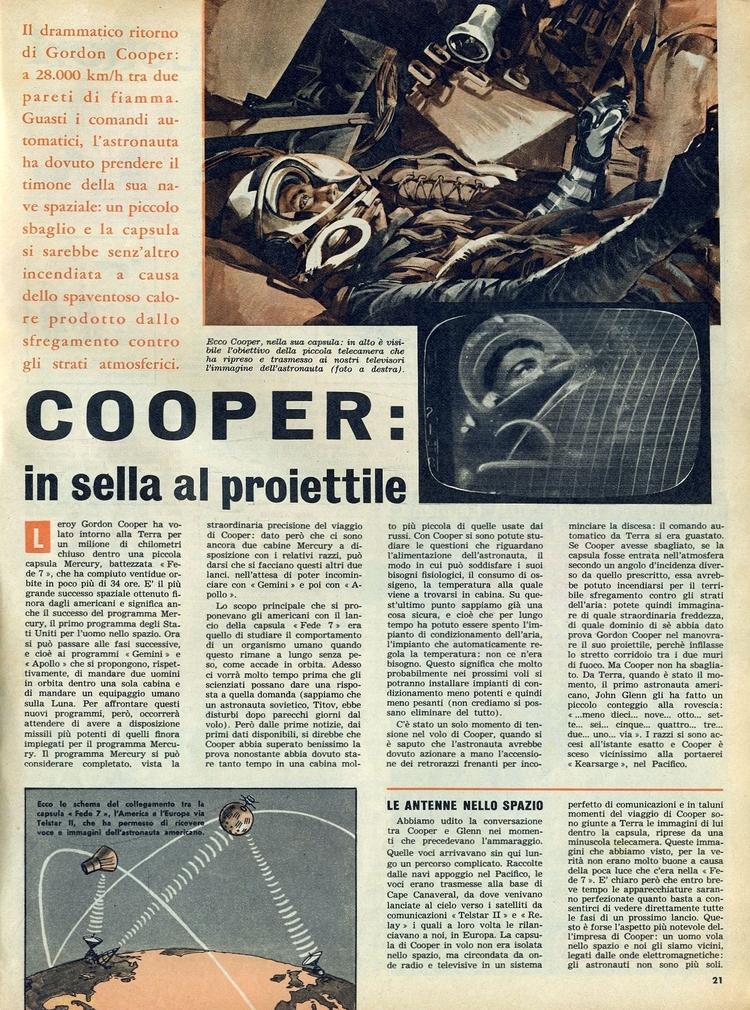 [Cooper: sella al Tratto dal nº - corrierino | ello