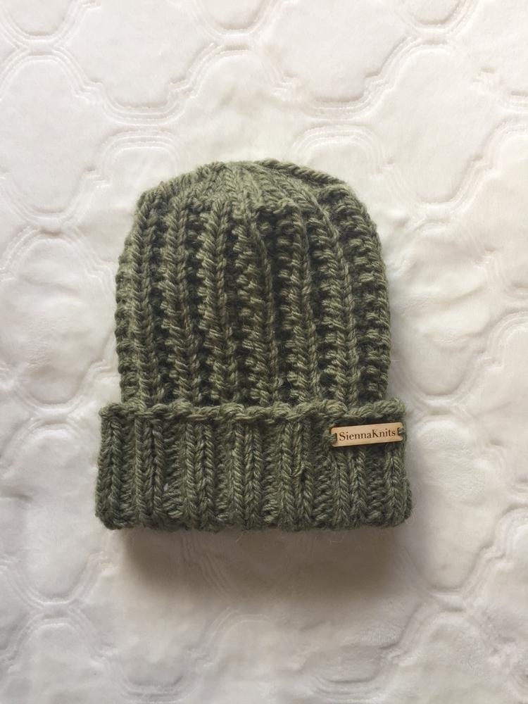 Alpaca wool knit beanie soft wa - siennaknits | ello