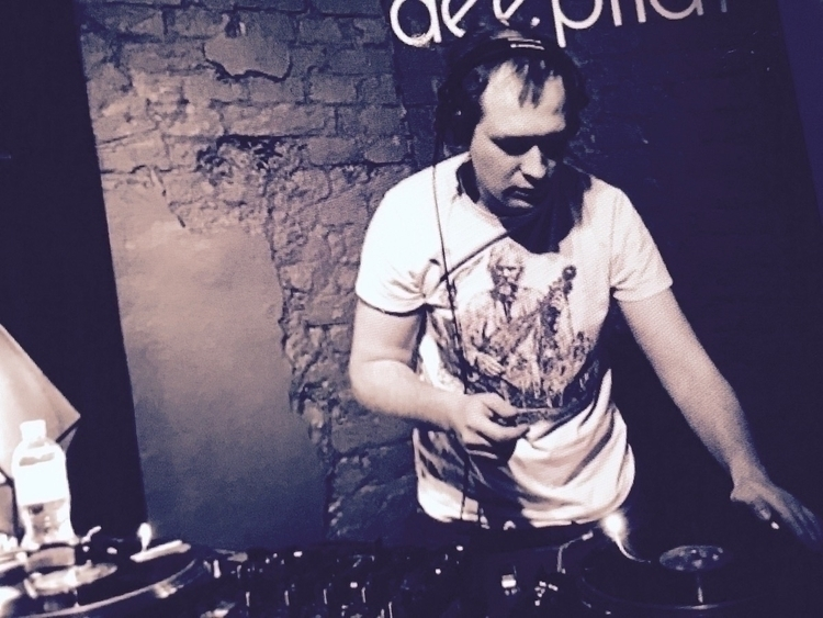 Listen mix Deepflat podcast 23 - blokhin | ello
